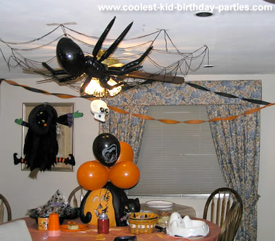 halloween decorations - Halloween Decorations For A Party