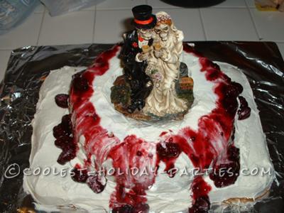 Halloween Party Cake